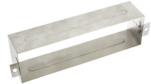 Stainless Steel Sleeve For Medium Size Mail Slots | House ...