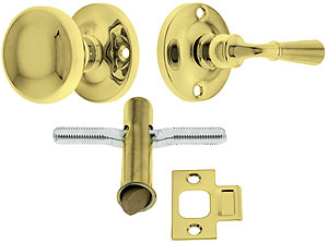 Classic Screen Door Latch Set With 1 3 4 Quot Backset House