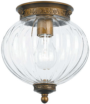 Camden federal style ceiling light with mellon glass shade house camden federal style ceiling light with mellon glass shade aloadofball Gallery