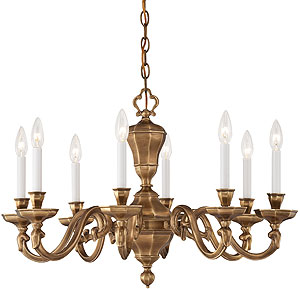 Casoria dutch baroque chandelier with 8 lights house of antique casoria dutch baroque chandelier with 8 lights aloadofball Image collections