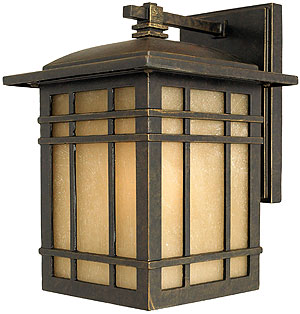 Hillcrest Wall Lantern In Imperial Bronze House Of Antique Hardware