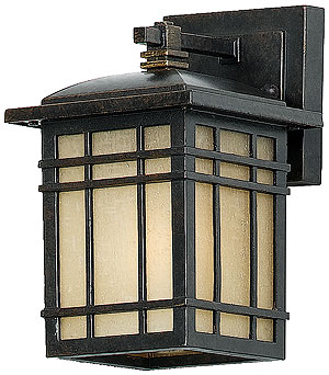 Hillcrest Small Wall Lantern In Imperial Bronze House Of Antique Hardware