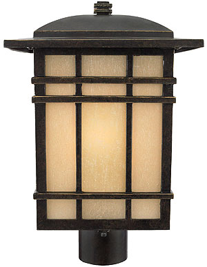 Hillcrest Large Post Lantern In Imperial Bronze House Of Antique Hardware