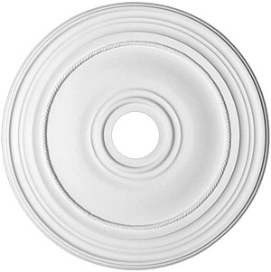 Bristol 29 3 4 Ceiling Medallion With 4 Center Hole House Of Antique Hardware