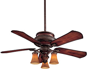 Craftsman Wet Rated 52 Quot Ceiling Fan With 3 Lights And