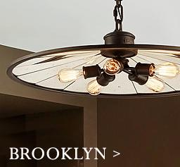 Brooklyn chandelier