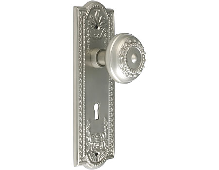 Satin Nickel Product