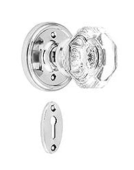 GLASS Mortise Lock Sets