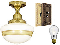 Electrical Hardware & Bulbs