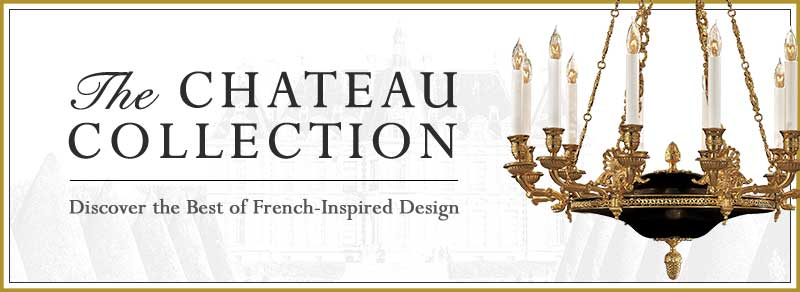 French Inspired Lighting Collection Vintage Style