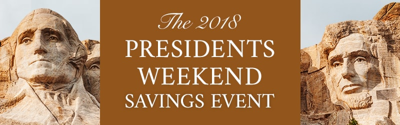 The 2018 Presidents Weekend Promo Event