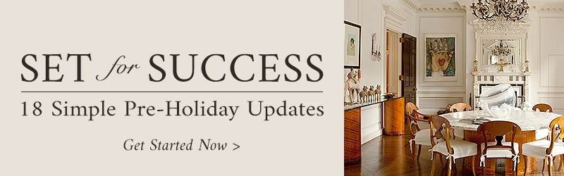 Set for Success: 18 Simple Pre-Holiday Updates