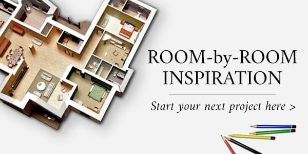 Room by Room Inspiration - start your next project here