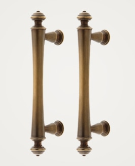 Classical revival drawer pulls