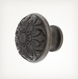 Romantic style cabinet knobs & pulls