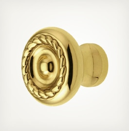Colonial style cabinet knobs & pulls