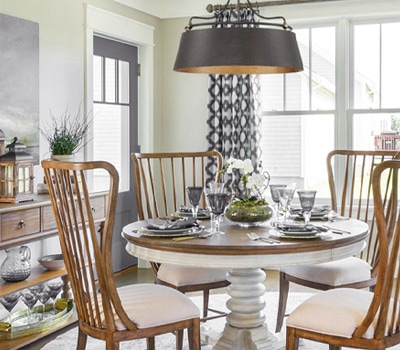 The complete dining room checklist - simple ideas to revive and refresh your space.