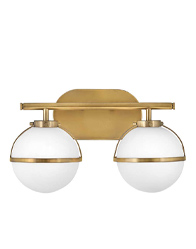 2 Light Bath Sconce
