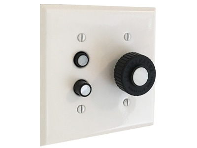 Kitchen switch plates, switches and dimmers