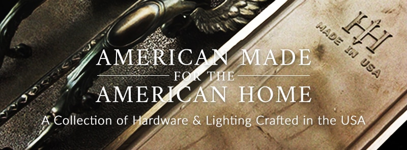 Made In USA Cabinet & Furniture Hardware | American Knobs & Pulls ...