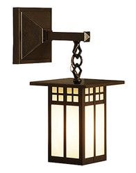 Craftsman Porch Light