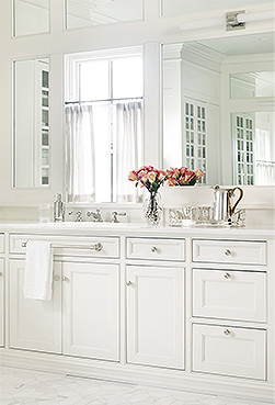 Home improvement ideas for the bathroom